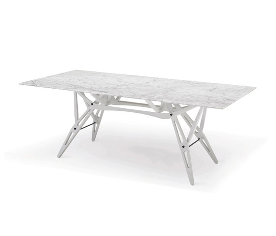 Reale I 2320 by Zanotta | Dining tables