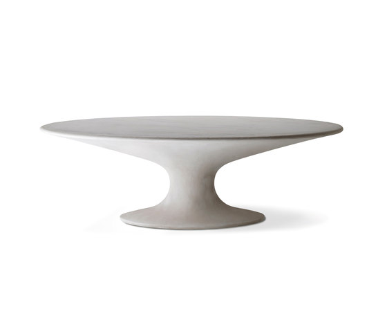 Fenice I 2574 by Zanotta | Dining tables