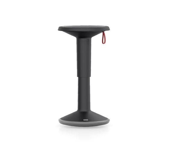 UPis1 Stool by Interstuhl | Swivel stools