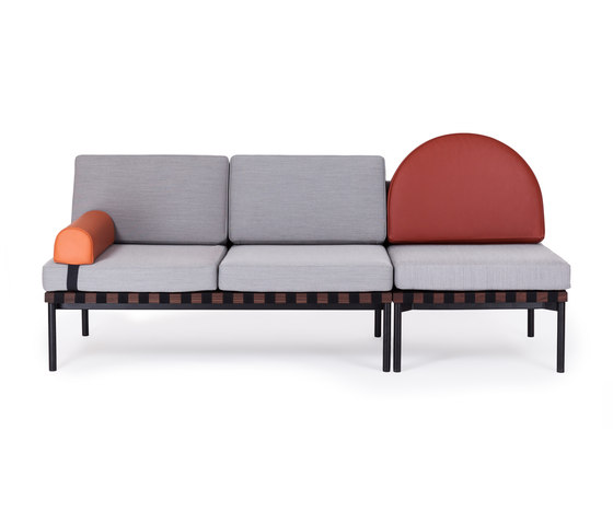 GRID SOFA Sofas from Petite Friture