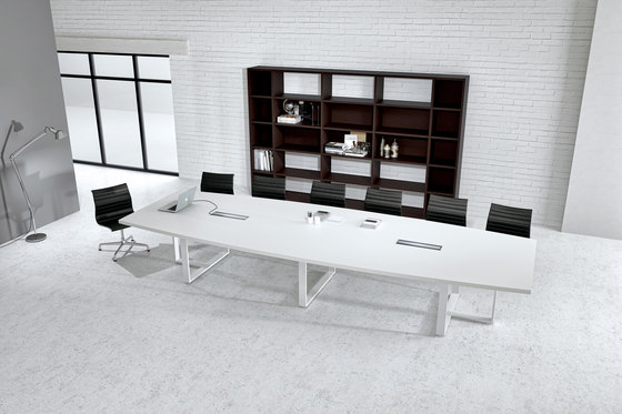 Archimede by ALEA | Contract tables