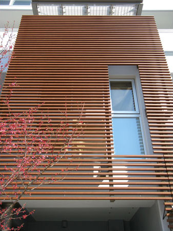 Fortina by B+N Industries | Facade systems