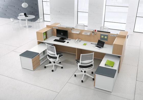 Atlante by ALEA   Desks