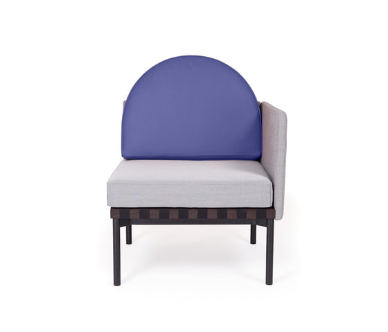 Grid | corner armchair de Petite Friture | Sillones