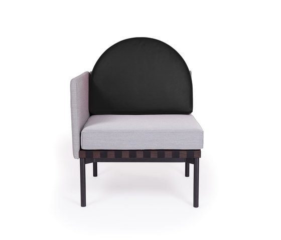 Grid | corner armchair by Petite Friture | Armchairs