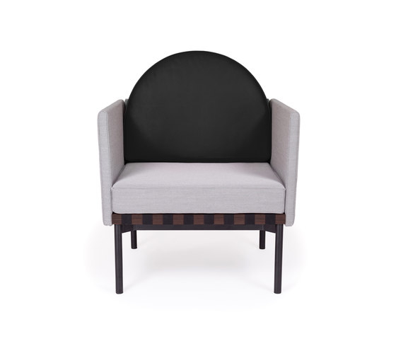 Grid | armchair by Petite Friture | Armchairs