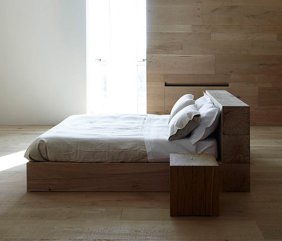 I Massivi | AA015 Bed by Itlas | Double beds
