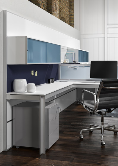 Zefiro .sys by ALEA | Desking systems