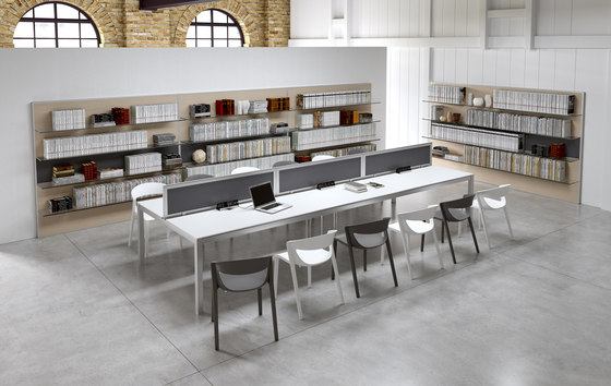 Zefiro .sys by ALEA | Reading / Study tables