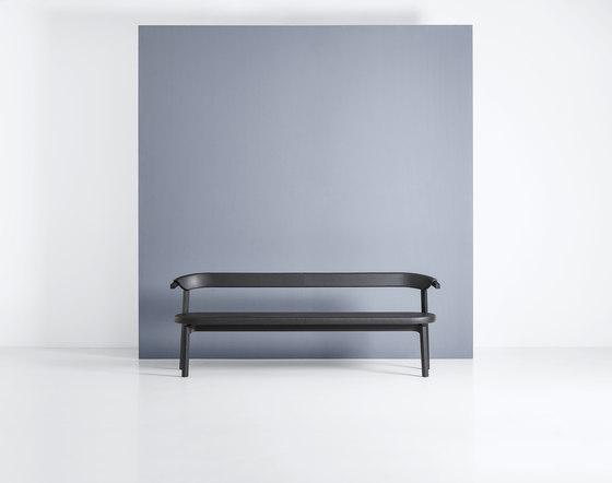 WEDA von Zoom by Mobimex | Sitzbänke