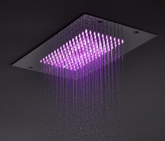 Modular Rain Cromoterapia Rosa by Fima Carlo Frattini | Shower controls