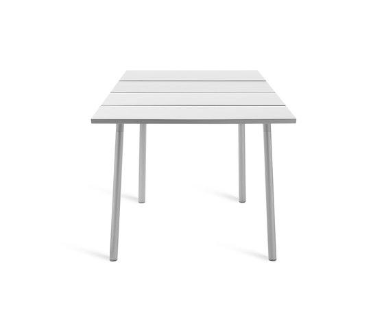 "Run Table 32"" di emeco | Tavoli pranzo"