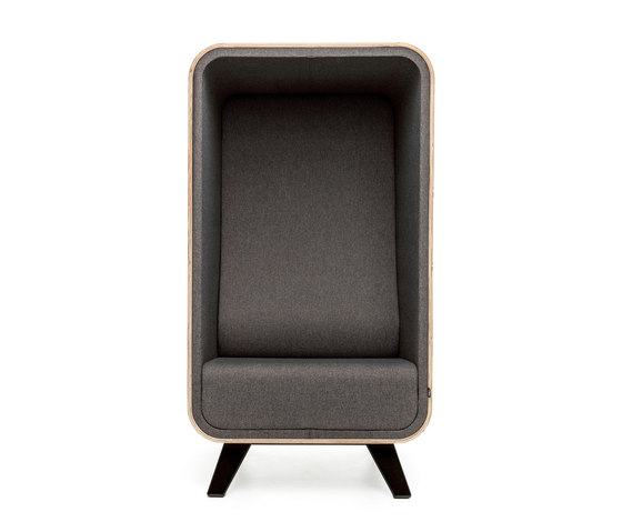 The Box Lounger von Loook Industries | Lounge-Arbeits-Sitzmöbel