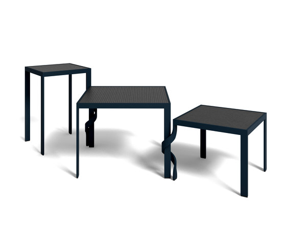 Tangle Table de Cappellini | Tables d'appoint