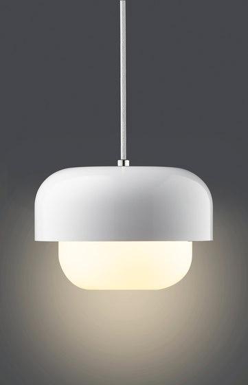 Haipot Pendant | Yin white di DybergLarsen | Illuminazione generale