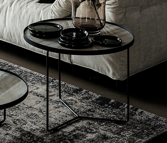 Billy Keramik de Cattelan Italia | Tables d'appoint