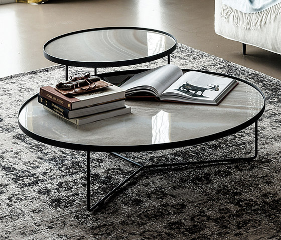 Billy Keramik de Cattelan Italia | Tables basses