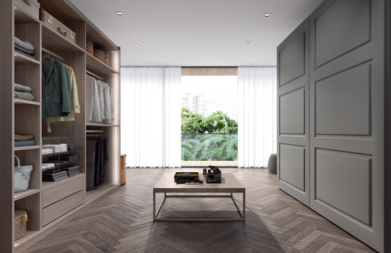 Flat by Sistema Midi | Cabinets