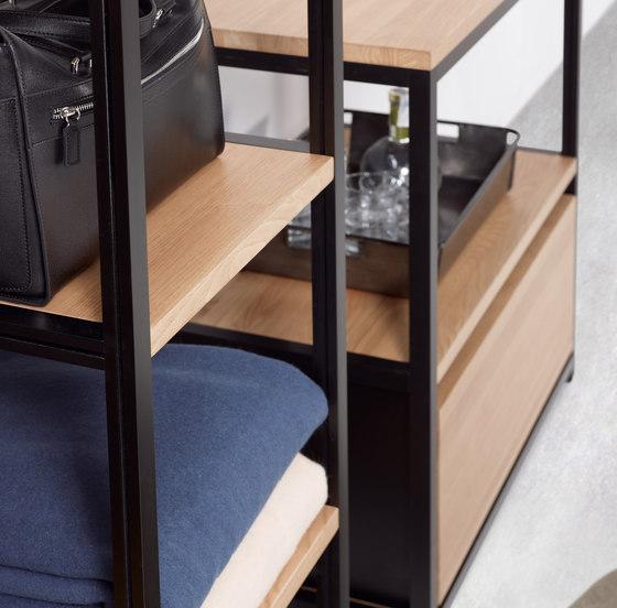 Ilusion Walk-In-Closet de Sistema Midi | Dressings