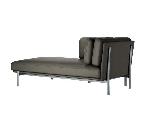twelve chaise longue right di Alias | Elementi sedute componibili