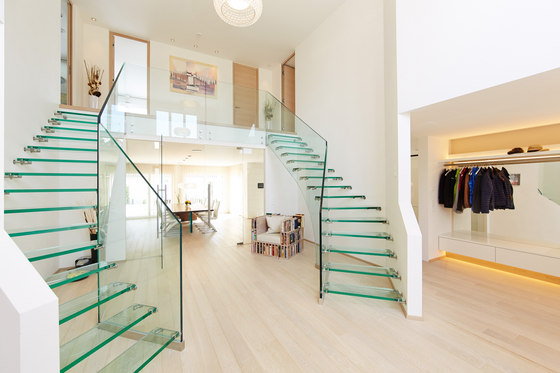 Mistral Twin by Siller Treppen | Staircase systems