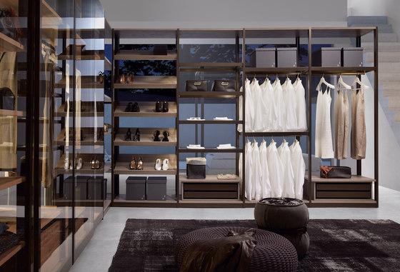 Perfil 9 by Sistema Midi   Walk-in wardrobes