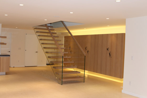 Mistral Float by Siller Treppen | Staircase systems