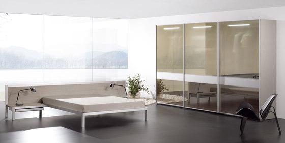 Bed by Sistema Midi | Bedframes