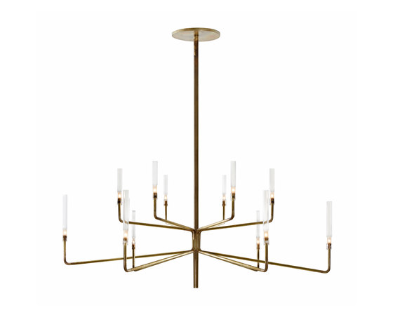 Epsilon Hanging lamp by Gallotti&Radice | Chandeliers