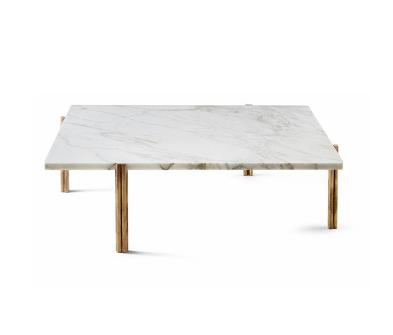 Twelve Coffee table by Gallotti&Radice | Lounge tables