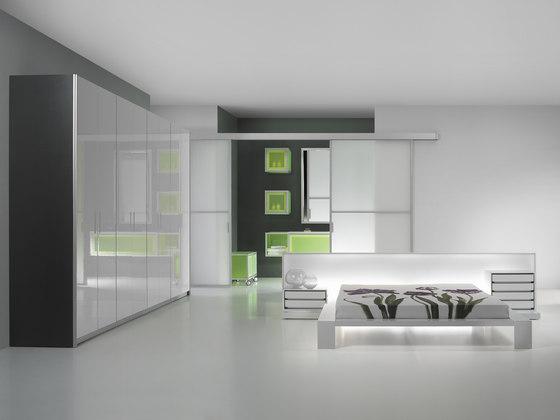 Inside Headboard by Sistema Midi | Bed headboards