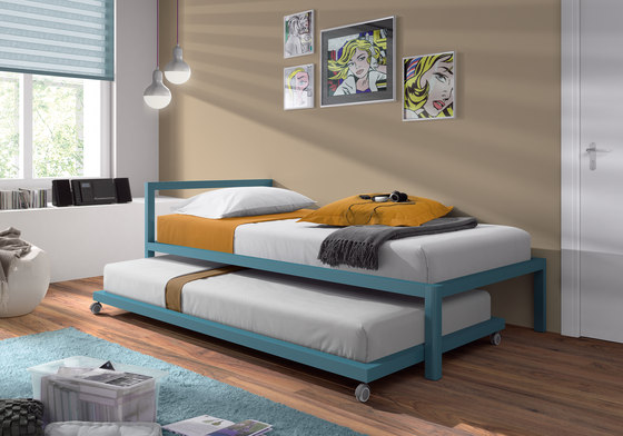 Juvenil Bed by Sistema Midi | Children's beds
