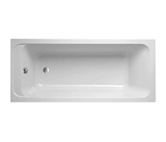 Architectura Bañera de Villeroy & Boch | Bañeras rectangulares