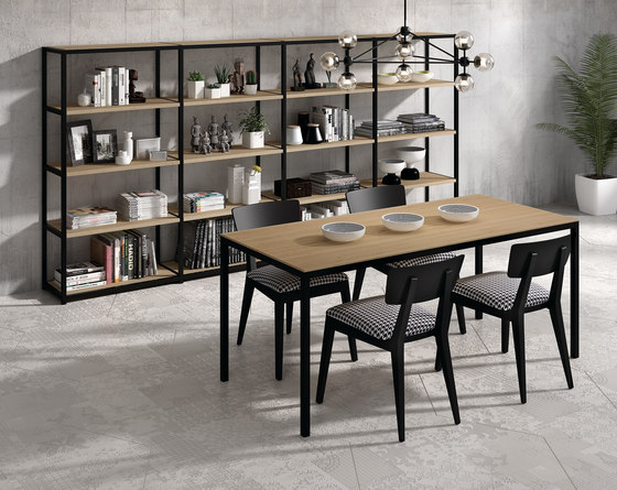 Slim by Sistema Midi | Dining tables