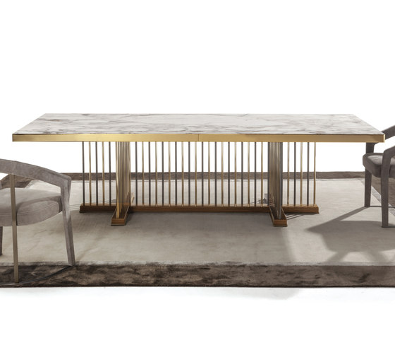 Schubert by Longhi S.p.a. | Dining tables