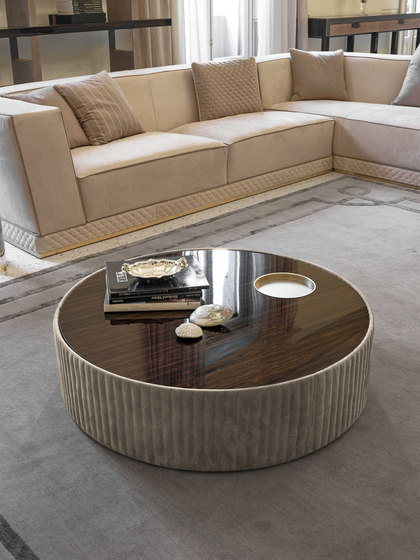 Sun by Longhi S.p.a. | Coffee tables