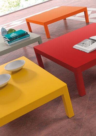 Clasica by Sistema Midi | Coffee tables