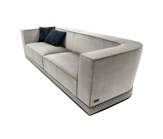 Welles by Longhi S.p.a. | Lounge sofas