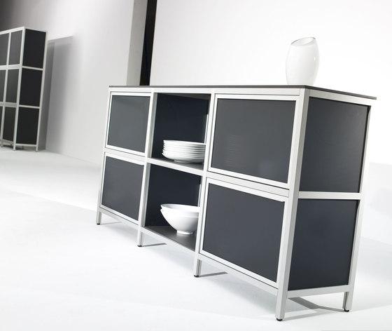 Ilusion Cabinet di Sistema Midi | Credenze