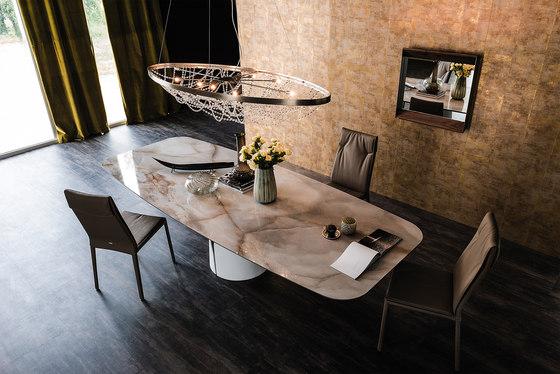 Giano de Cattelan Italia | Mesas comedor