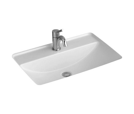 Loop&Friends Undercounter washbasin by Villeroy & Boch | Wash basins