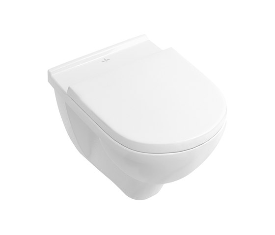 O.novo Washdown WC, rimless by Villeroy & Boch | WC