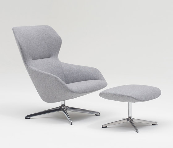 Ginkgo Lounge by Davis Furniture | Armchairs