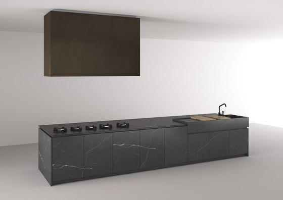 Boffi_Code Kitchen by Boffi | Island kitchens