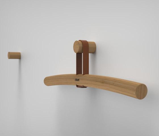 Twig by Boffi | Coat hangers