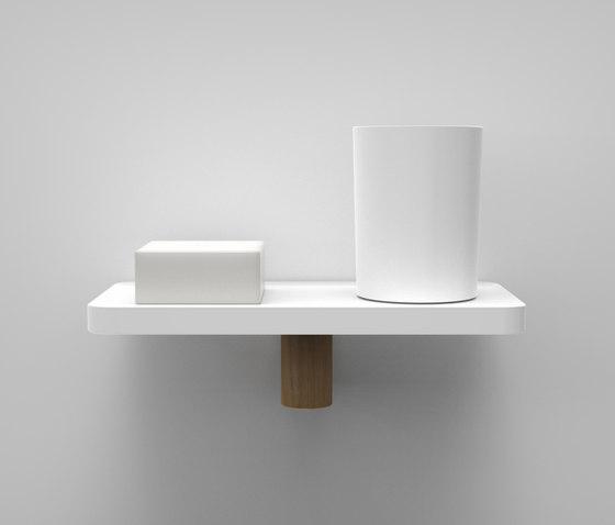 Twig by Boffi   Bath shelves