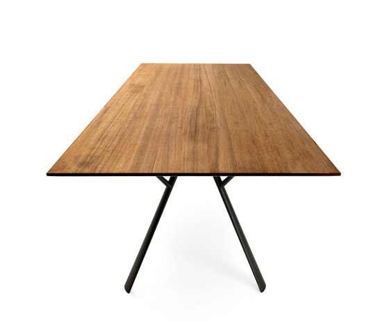 Radice Quadra table rectangular by Fast | Dining tables