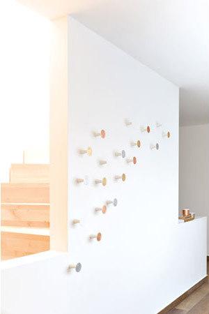Leaf by Davis Furniture | Single hooks