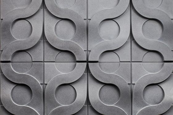 Vine by KAZA | Concrete tiles