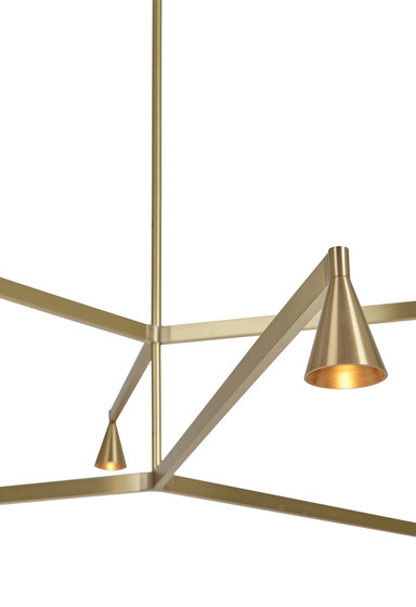Austere Chandelier by Trizo21 | Suspended lights